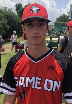 buy online 86abe 15cca Cameron Kelly Class of 2019 - Player Profile | Perfect Game USA