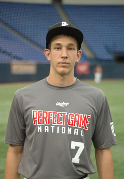 Daniel Wasinger Class Of 2014 Player Profile Perfect Game Usa
