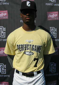 timeless design 1cc8f 27ec2 CJ Moore Class of 2014 - Player Profile | Perfect Game USA