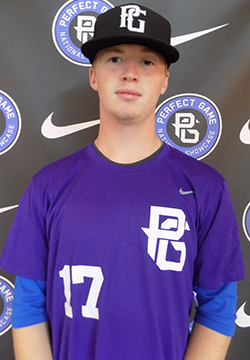 innovative design ec342 3dc63 Billy Price Class of 2018 - Player Profile | Perfect Game USA