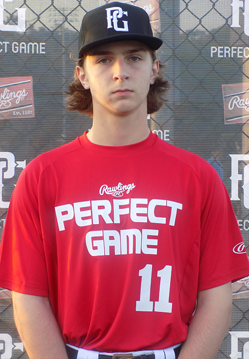 Austin Reed Class Of 2020 Player Profile Perfect Game Usa