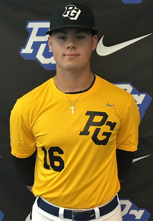 Blake Adams Class of 2019 - Player Profile | Perfect Game USA